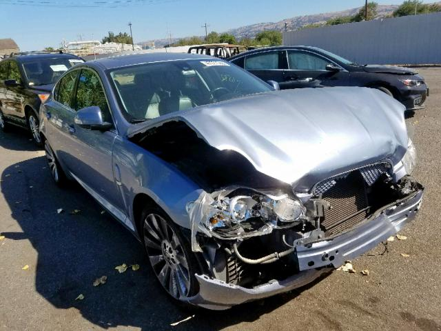 click here to view 2009 JAGUAR XF PREMIUM at IBIDSAFELY