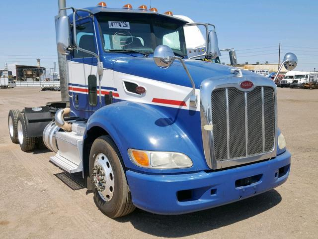 click here to view 2013 PETERBILT 386 at IBIDSAFELY
