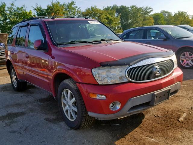 click here to view 2004 BUICK RAINIER CX at IBIDSAFELY
