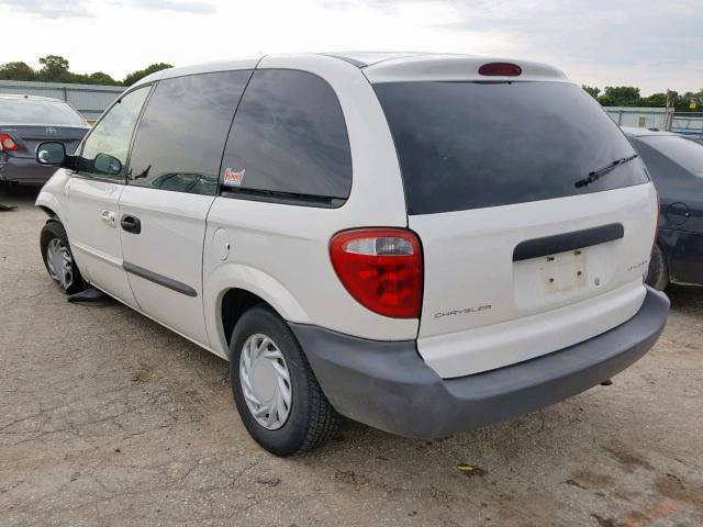 2002 Chrysler Voyager Fotos Ks Wichita Subastas De Carros En Mon Sep 23 2019 Copart Eeuu
