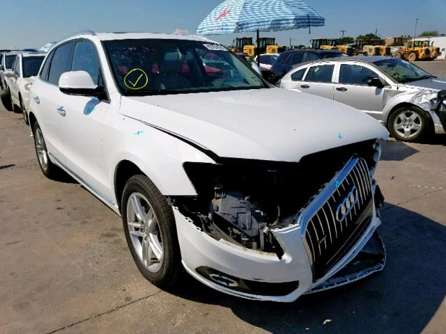 click here to view 2016 AUDI Q5 PREMIUM at IBIDSAFELY