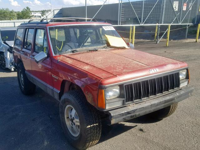 click here to view 1991 JEEP CHEROKEE at IBIDSAFELY