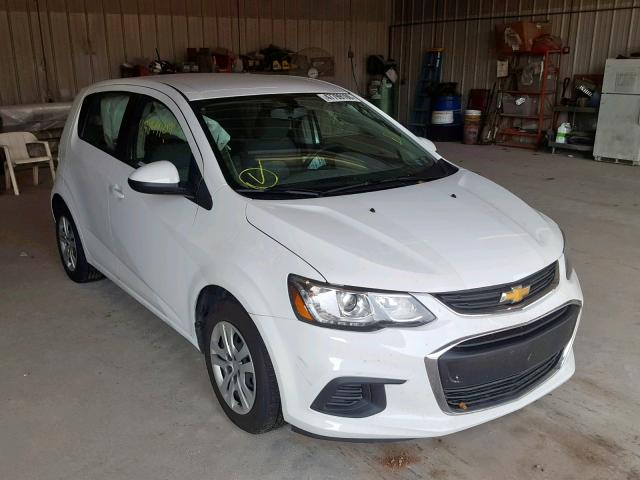 click here to view 2019 CHEVROLET SONIC at IBIDSAFELY