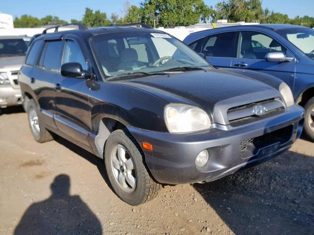 2005 Hyundai Santa Fe G 2.7L