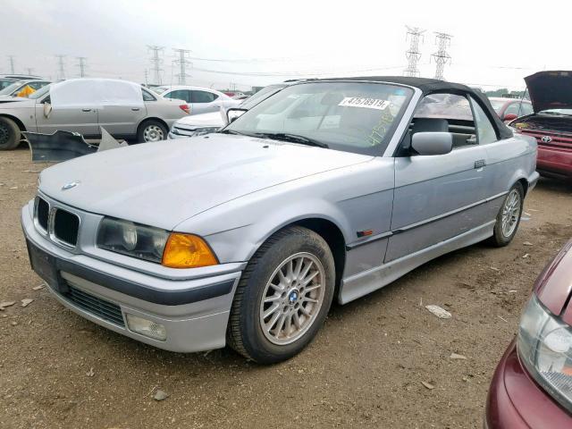 1996 BMW  328 IC AUTO