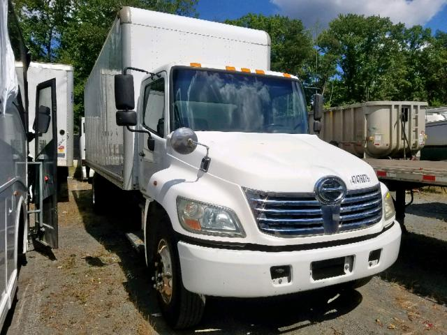 click here to view 2010 HINO HINO 338 at IBIDSAFELY