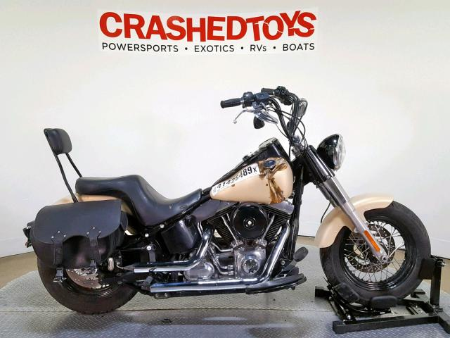 click here to view 2015 HARLEY-DAVIDSON FLS SOFTAI at IBIDSAFELY