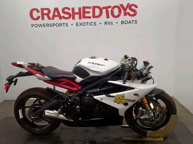 click here to view 2014 TRIUMPH MOTORCYCLE DAYTONA 67 at IBIDSAFELY