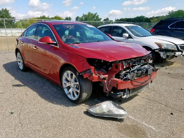 click here to view 2014 BUICK REGAL GS at IBIDSAFELY