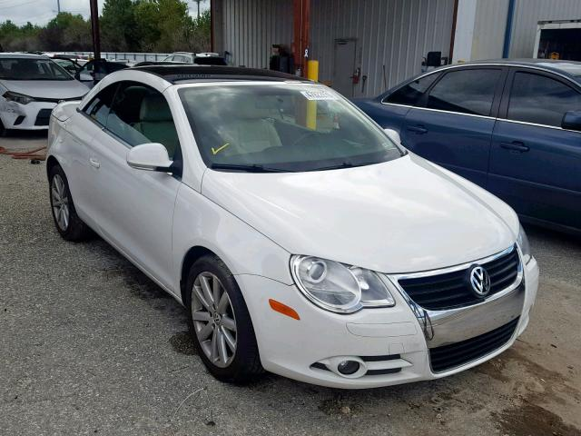 click here to view 2007 VOLKSWAGEN EOS 2.0T at IBIDSAFELY