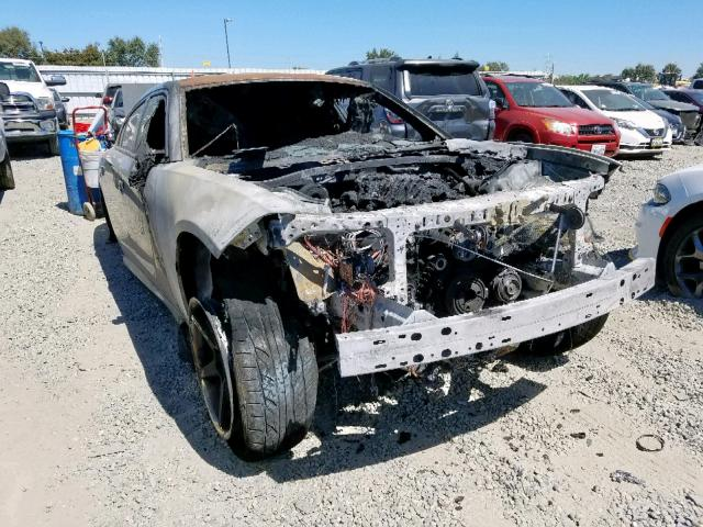 Salvage 2019 Dodge CHARGER SC for sale