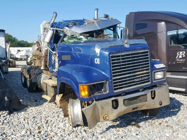 click here to view 2016 MACK 600 CHU600 at IBIDSAFELY