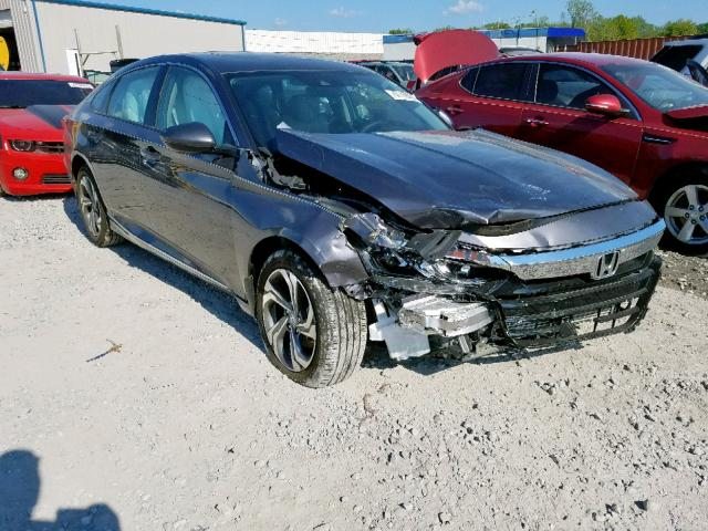 click here to view 2019 HONDA ACCORD EXL at IBIDSAFELY