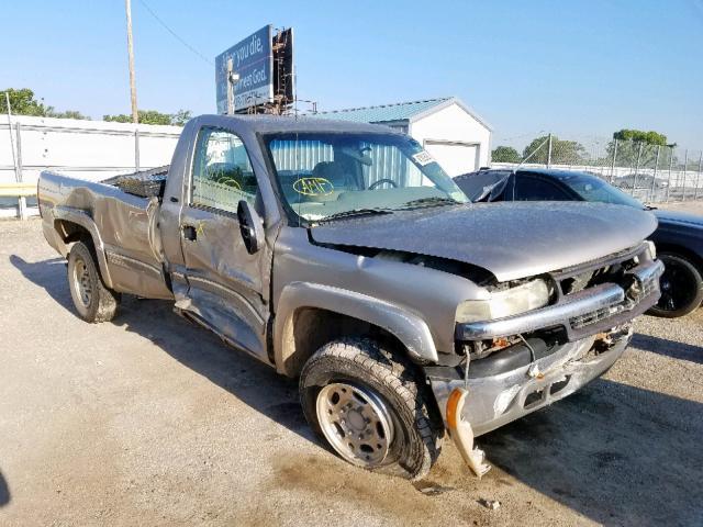 2000 Chevrolet Silverado 6 0l 8 For Sale In Wichita Ks Lot 47826809