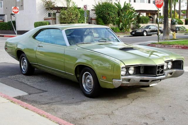 click here to view 1970 MERCURY CYCLONE at IBIDSAFELY