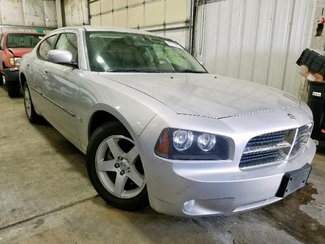 Salvage cars for sale from Copart Woodburn, OR: 2010 Dodge Charger SX