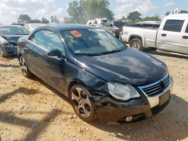 2008 Volkswagen Eos Vr6 3 2l 6 For In China Grove Nc Lot 47469759