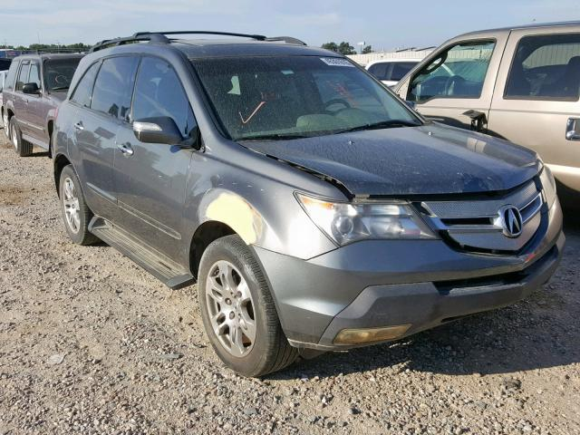 click here to view 2009 ACURA MDX TECHNO at IBIDSAFELY
