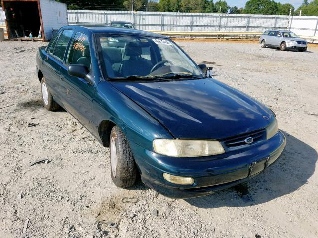 1996 Kia Sephia Rs 1.8L