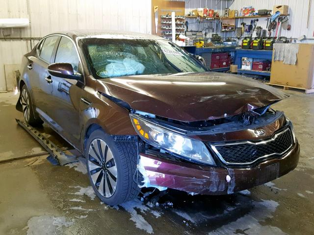 click here to view 2011 KIA OPTIMA EX at IBIDSAFELY