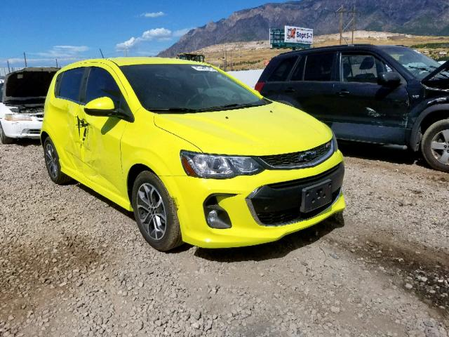 click here to view 2019 CHEVROLET SONIC LT at IBIDSAFELY