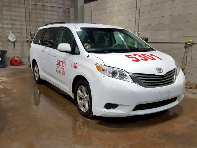 click here to view 2013 TOYOTA SIENNA LE at IBIDSAFELY
