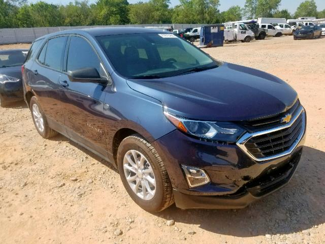 click here to view 2019 CHEVROLET EQUINOX LS at IBIDSAFELY