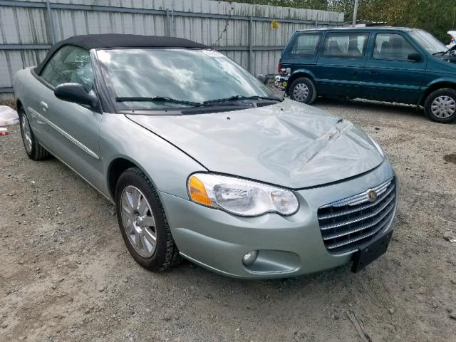 auto auction ended on vin 1c3el65r36n152765 2006 chrysler sebring li in wa north seattle autobidmaster