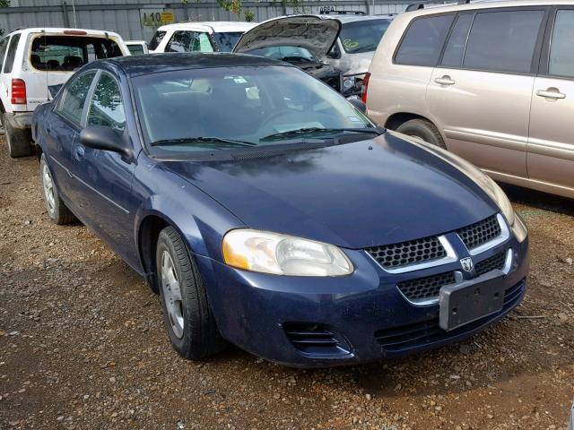Salvage 2005 Dodge STRATUS SX for sale