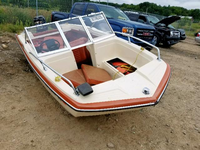 Salvage 1974 Glastron MARINE LOT for sale