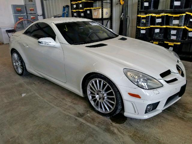 click here to view 2010 MERCEDES-BENZ SLK 350 at IBIDSAFELY