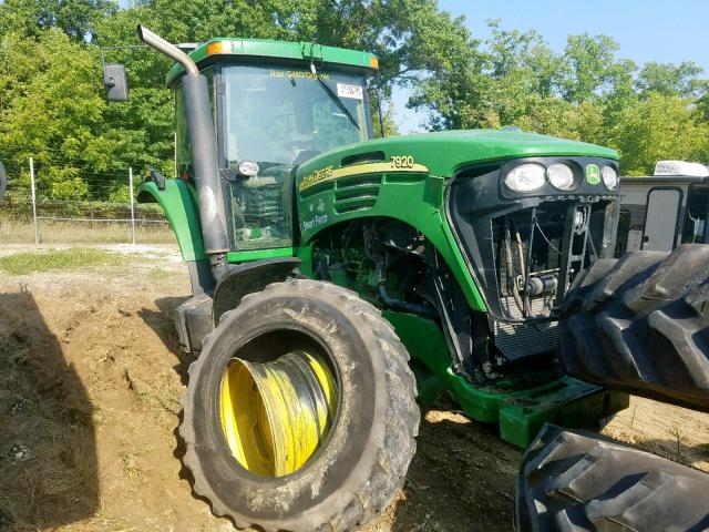 click here to view 2006 JOHN DEERE TRACTOR at IBIDSAFELY