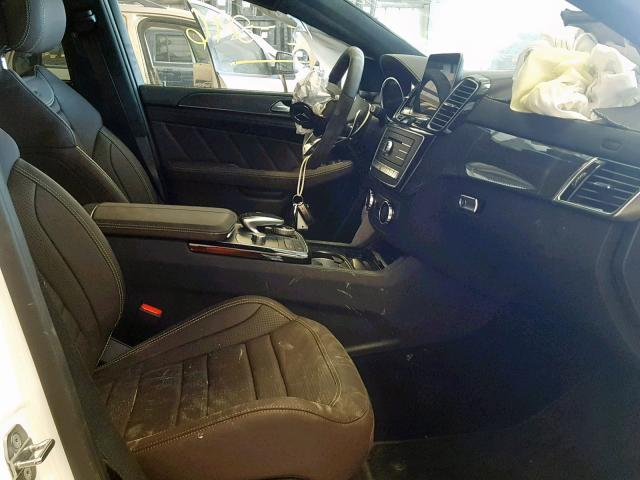 2019 Mercedes Benz Gle Coupe 5 5l 8 For Sale In New Braunfels Tx Lot 48091539