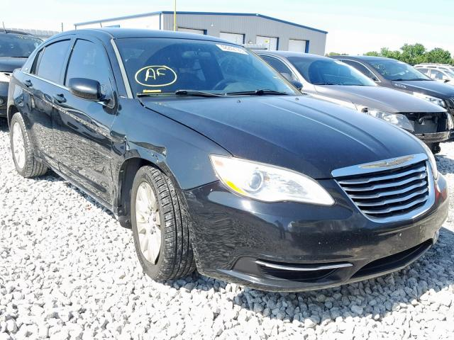 click here to view 2011 CHRYSLER 200 LX at IBIDSAFELY