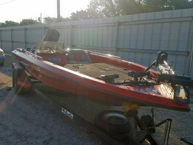 Salvage 1994 Basc BOAT for sale