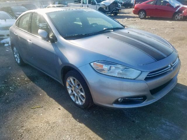 Dodge salvage cars for sale: 2016 Dodge Dart SXT S