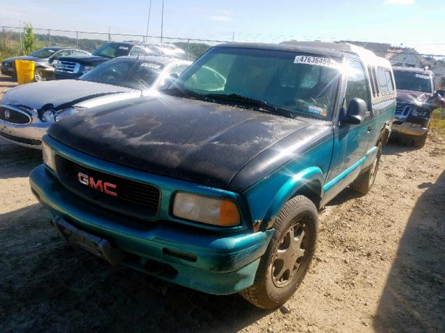 1994 GMC Sonoma 4 3L 6 for Sale in Madison WI - Lot: 47636459
