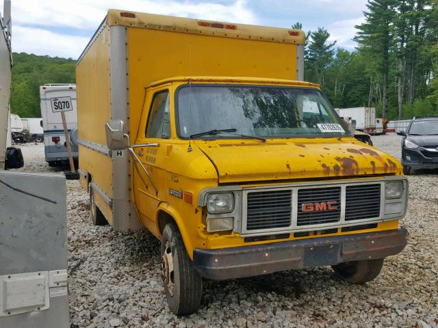 Salvage 1986 GMC CUTAWAY VA for sale