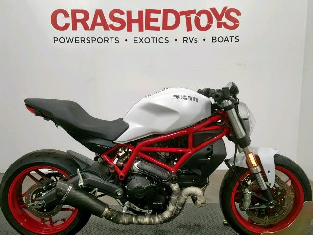 click here to view 2017 DUCATI MONSTER 79 at IBIDSAFELY
