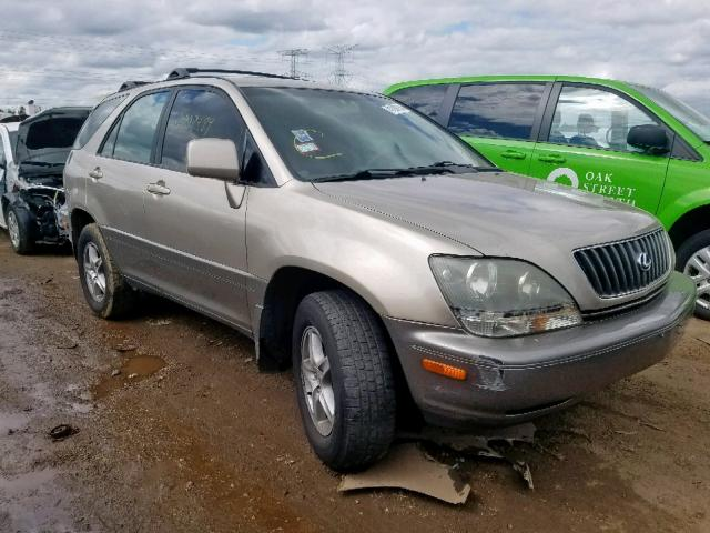 click here to view 2000 LEXUS RX 300 at IBIDSAFELY