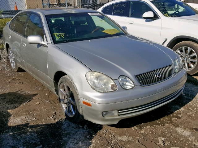 Salvage 2003 Lexus GS 430 for sale