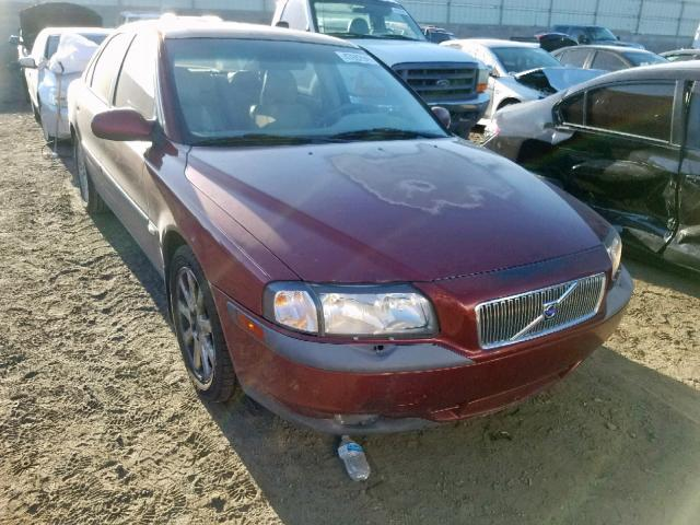 click here to view 2000 VOLVO S80 T6 TUR at IBIDSAFELY