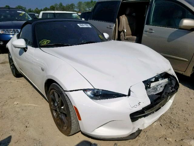 click here to view 2016 MAZDA MX-5 MIATA at IBIDSAFELY