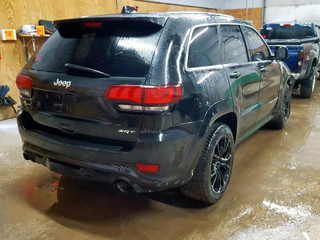 цена в сша 2014 JEEP GRAND CHEROKEE SRT-8 1C4RJFDJ2EC252820