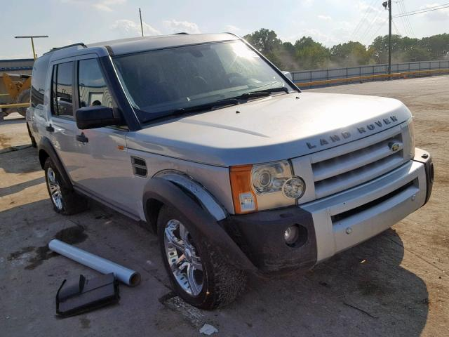 click here to view 2007 LAND ROVER LR3 HSE at IBIDSAFELY