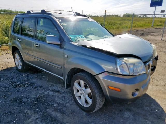 Salvage 2006 Nissan X-TRAIL XE for sale
