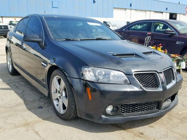 Salvage 2008 Pontiac G8 GT for sale