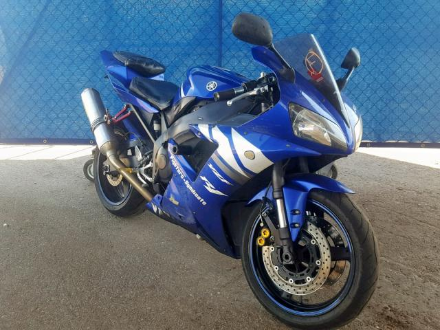 click here to view 2003 YAMAHA YZFR1 at IBIDSAFELY