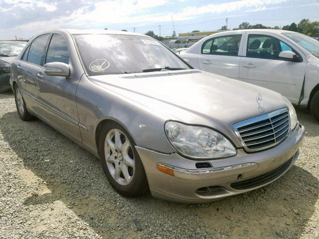click here to view 2004 MERCEDES-BENZ S 500 4MAT at IBIDSAFELY