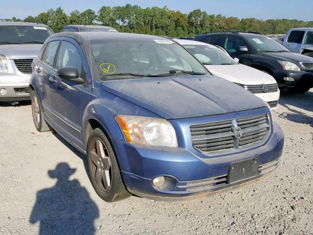 Salvage cars for sale from Copart Houston, TX: 2007 Dodge Caliber R